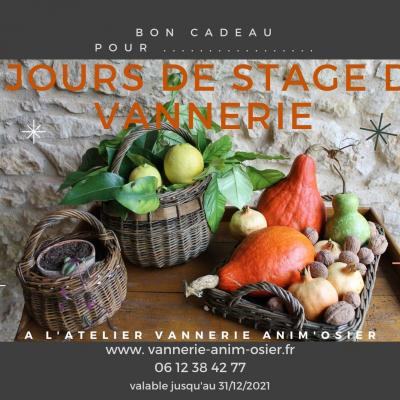 Stage Panier Rond, 2 Jours