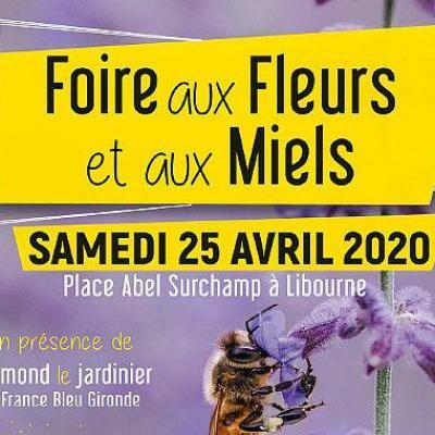 Csm foire aux fleurs et miel 2020