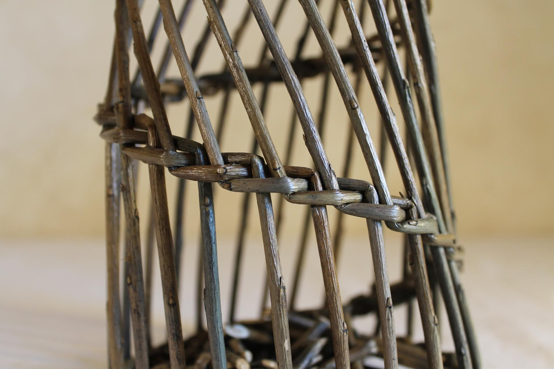 Detail panier a ail